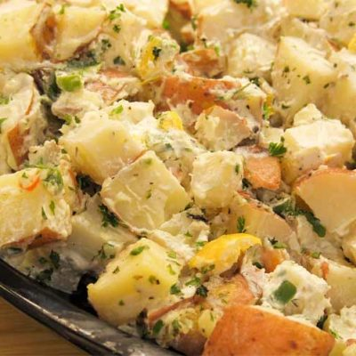 Potato Salad: A Most Popular Appetizer Ever