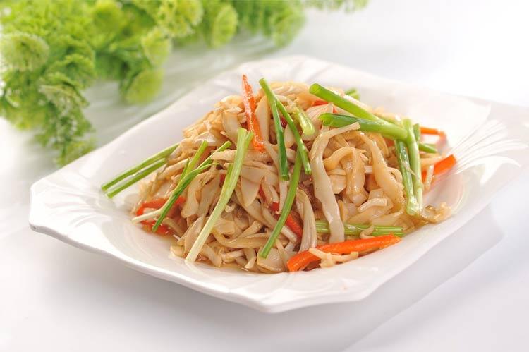 almond noodle