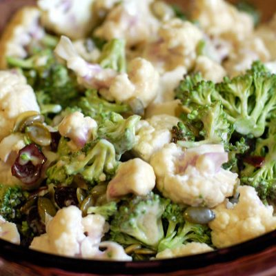 Try these Cauliflower Salads Before Summers End