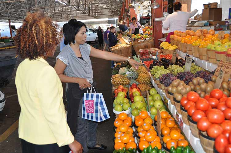 How to Save Money on Fresh Food in Local Markets Instead of Supermarkets