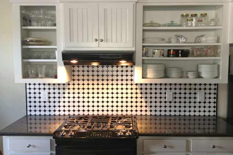 kitchen shelf cabinets
