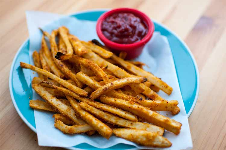 spice fries