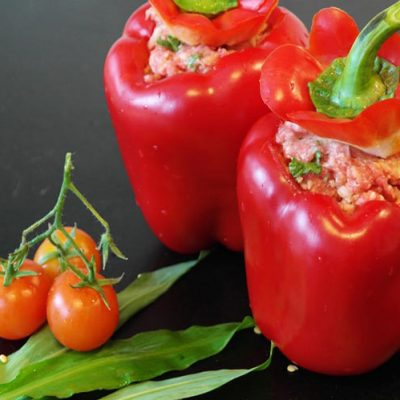 15 Mouth-Watering Healthy Stuffed Bell Pepper Recipes