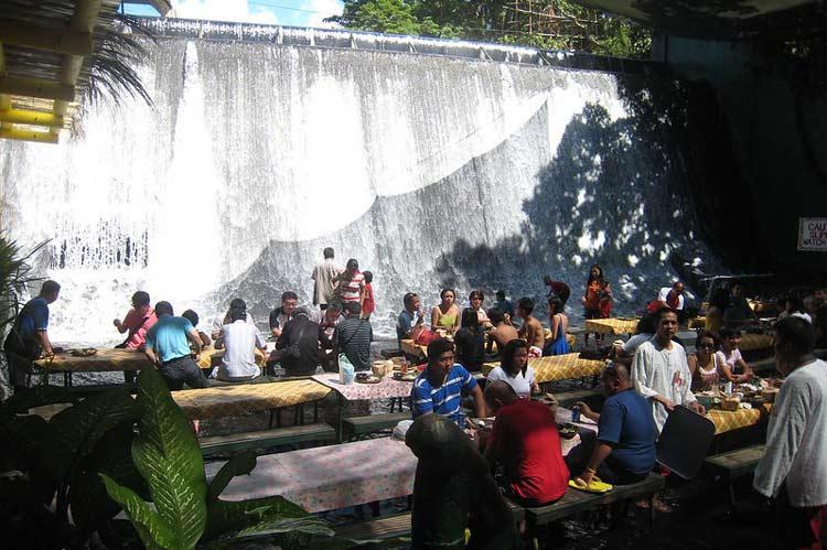 Labassin Waterfalls Restaurant