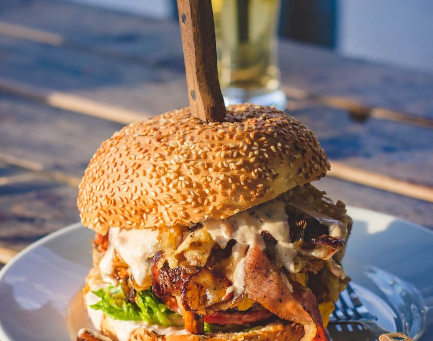 8 Deliciously Crackle Burgers