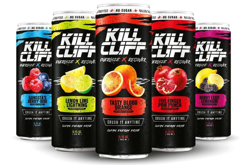 Which Kill Cliff has CBD?