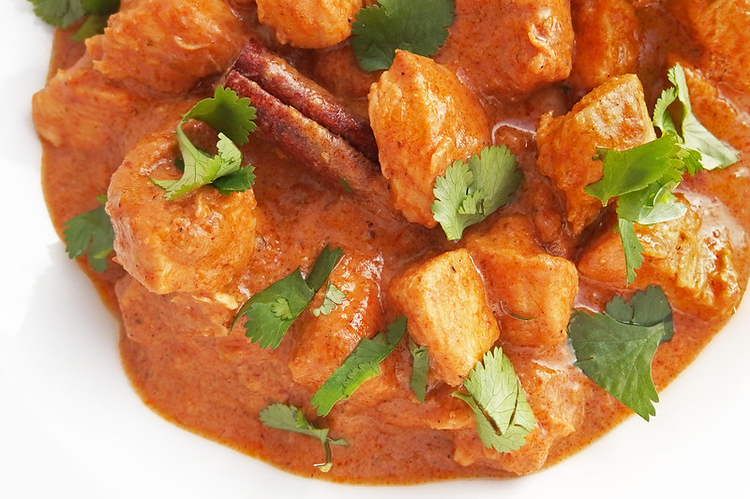 Chicken Korma makes for your family