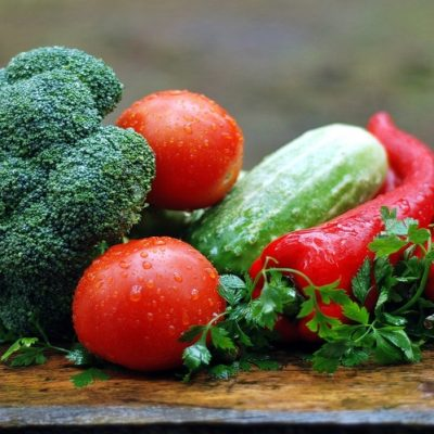 The Benefits of Switching to Organic Foods