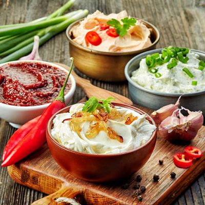 5 Mother Sauces – The Best Type of Condiments